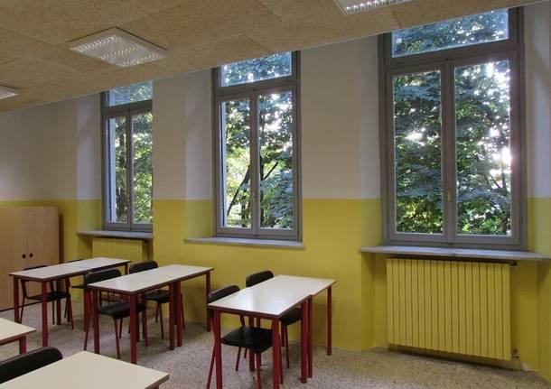 gallarate scuola scuole via checchi