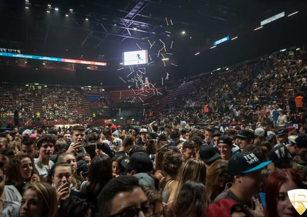 Hip Hop Tv al Mediolanum Forum
