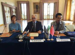 I cinesi di Chongqing a Varese