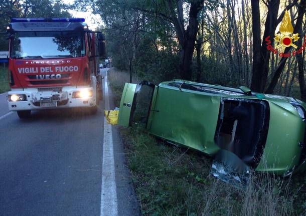 Incidente mortale a Castello Cabiaglio