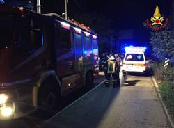 incidente stradale mesenzana 20 settembre 2015