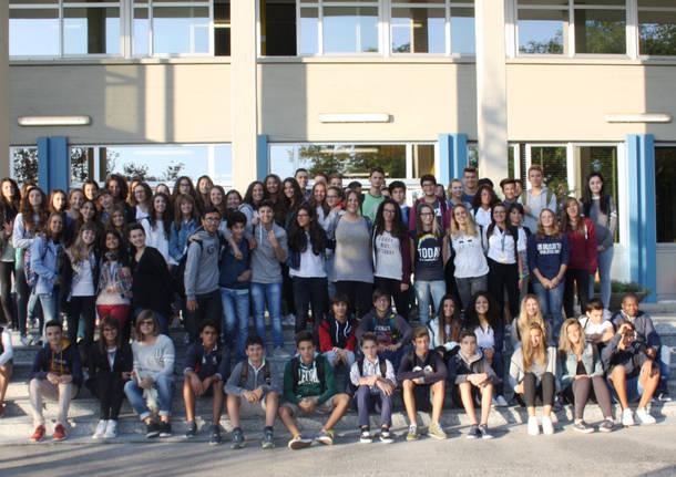 Ite tosi primo giorno di scuola 2015