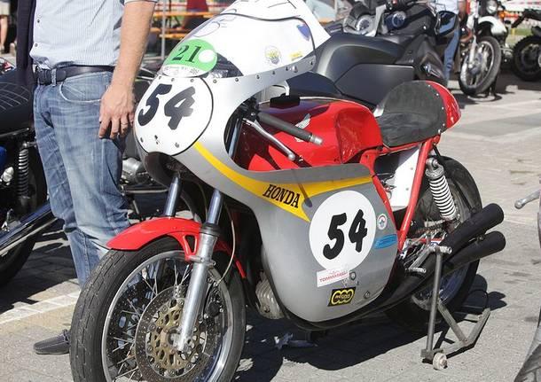 Le moto del MotoClub Cascinetta invadono Gallarate
