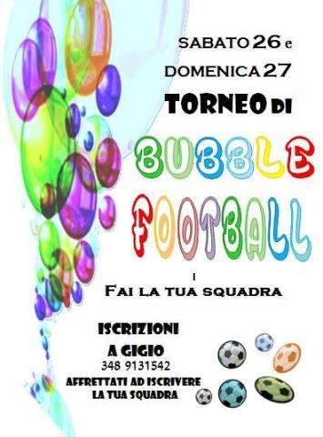 lozza bubble soccer
