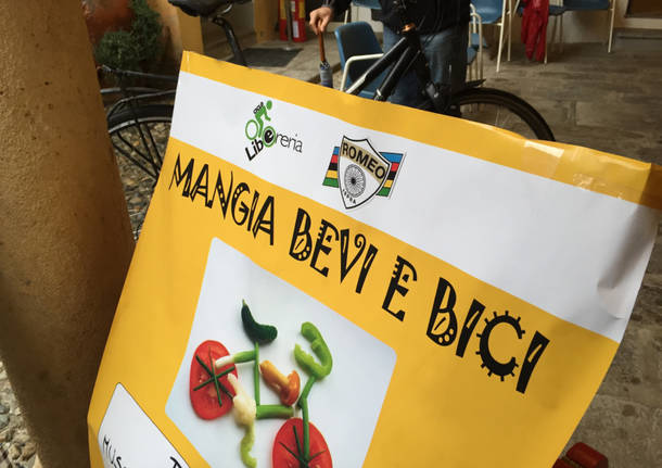 Mangia bevi bici 2015 lago maggiore