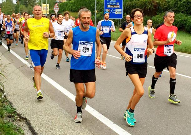 Maratona lago varese
