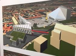 masterplan di piazza Repubblica proposto da Varese 2.0