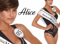 Miss Italia 2015, vince Alice Sabatini