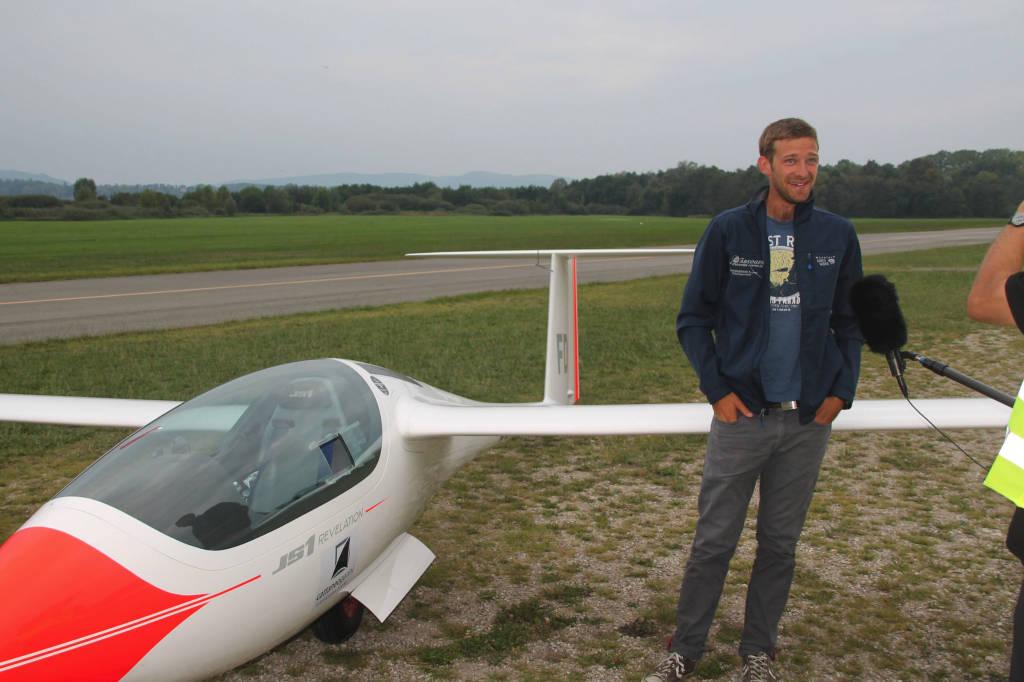 Mondiali di Volo a Vela 2015