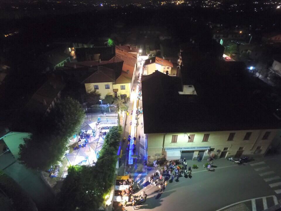 Morosolo, Risottata 2015