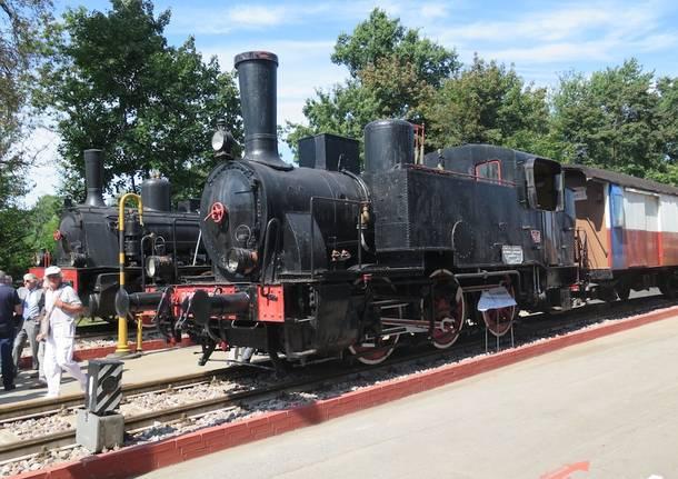 museo collezione ogliari volandia malpensa treno tram