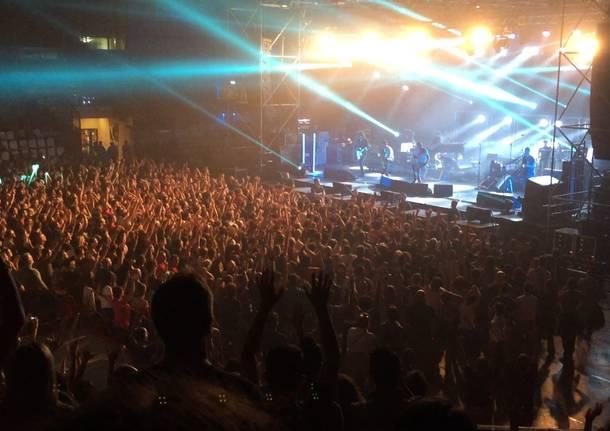 Negrita tour 2015 varese