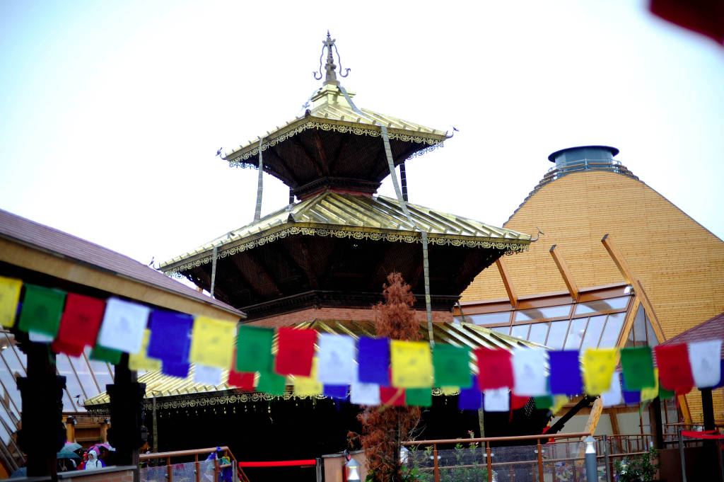Nepal in festa