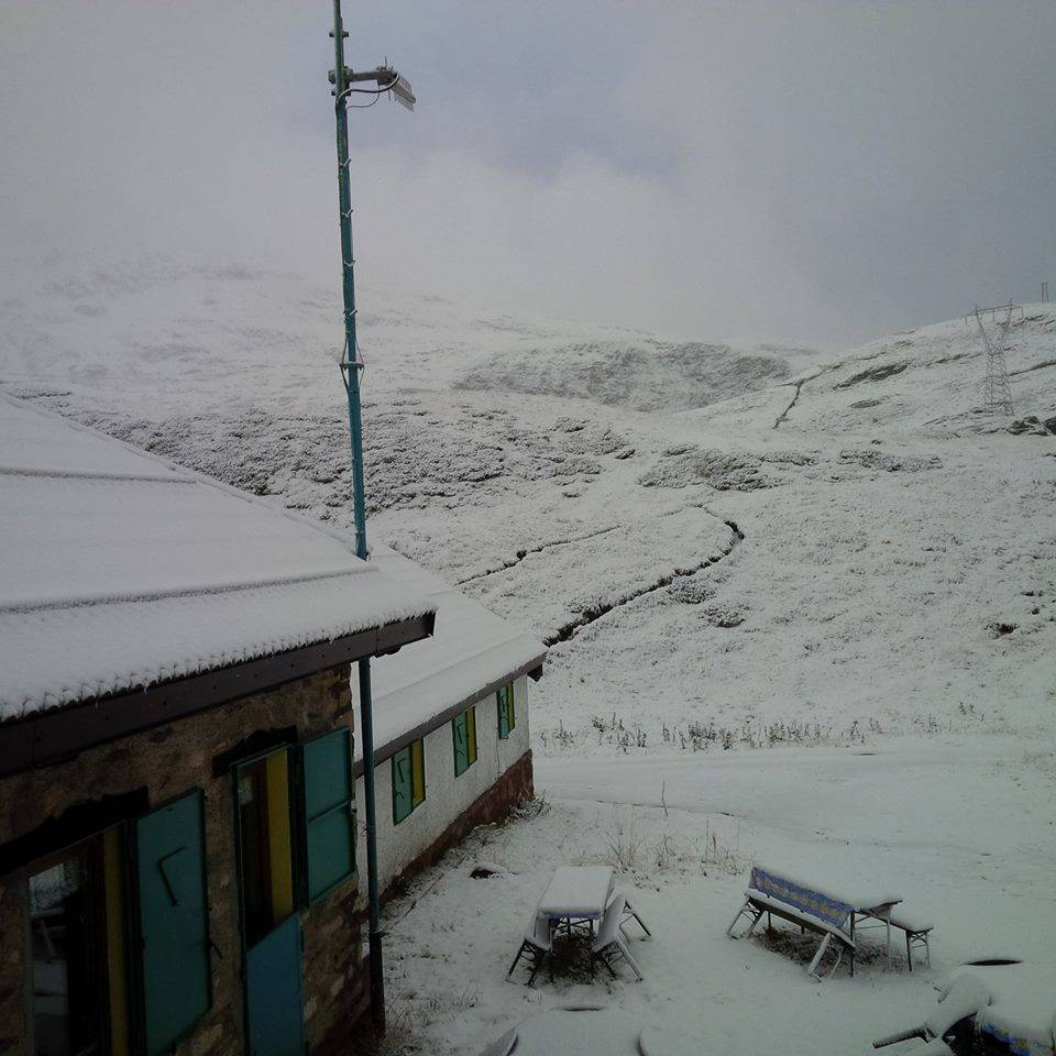 Neve in Val Formazza