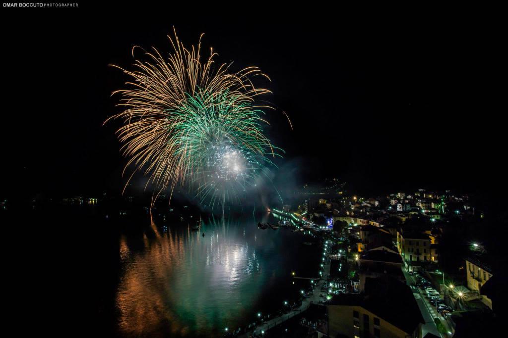 Porto Ceresio festa SS nome di Maria