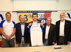 presentazione campionati italiani sedile fisso corgeno 2015