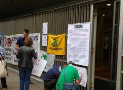 Protesta in regione Accam