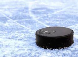 puck disco hockey su ghiaccio