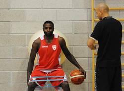 ramon galloway openjobmetis basket marco armenise preparazione atletica
