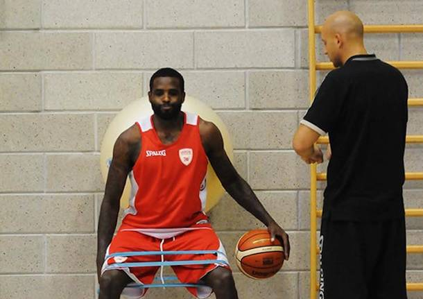 ramon galloway openjobmetis basket marco armenise preparazione atletica