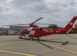 REGA Guardia aerea di soccorso svizzera