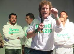 Salvini a Busto Arsizio