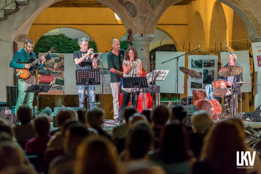 sonia spinello quintet jazz musica