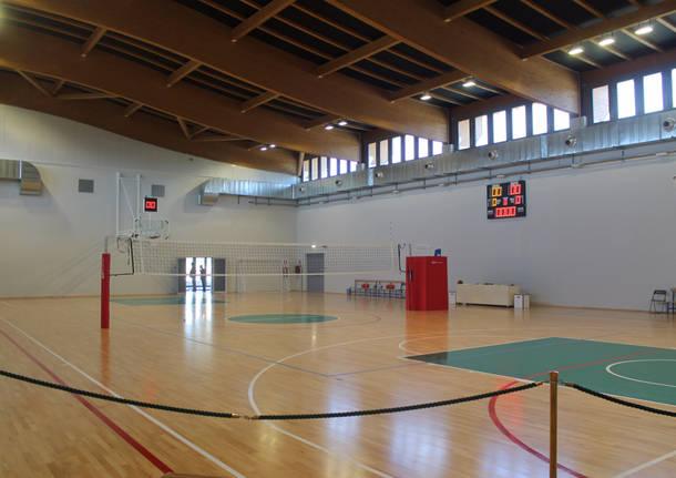 sport varese palazzetto università dell'insubria