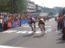 tre valli varesine ciclismo 1988 saronni bontempi volata