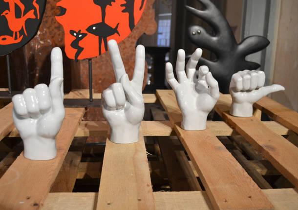 Umano e Trascendente: la mostra di Ambrogio Pozzi