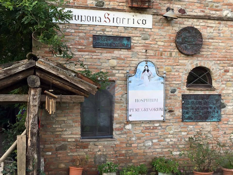 via Francigena Lombarda da Orio Litta a Piacenza