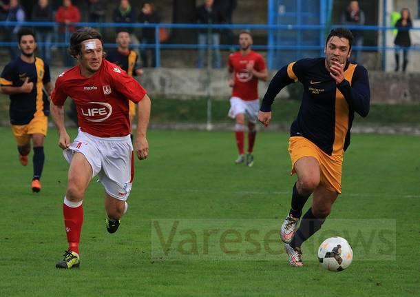 Calcio Eccellenza Arconatese - Varese 1-2