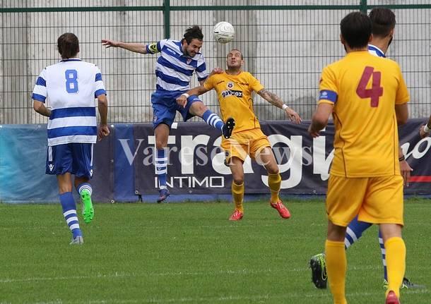 calcio lega pro pro patria cittadella 1-3
