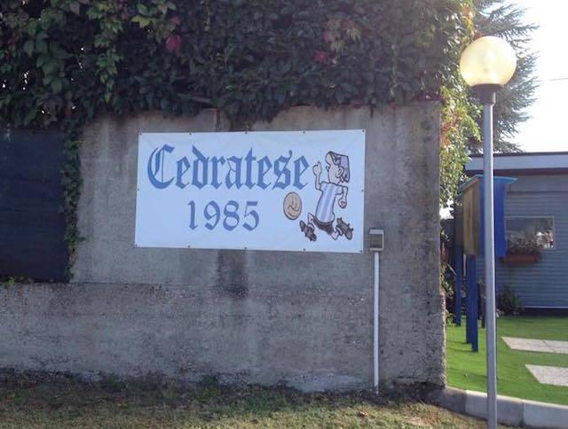 calcio quartier generale cedratese gallarate