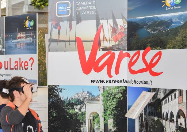 """Varese #doyoulake"" a Expo"