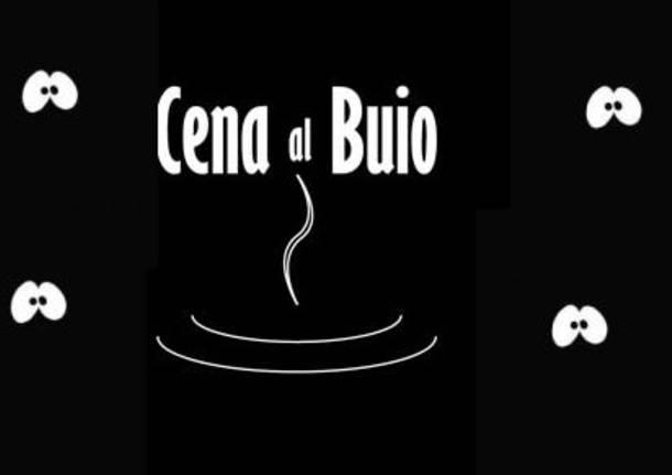 Cena al buio per vedenti - organizzata dall\'Unione Ciechi e Ipovedenti di Varese - ONLUS