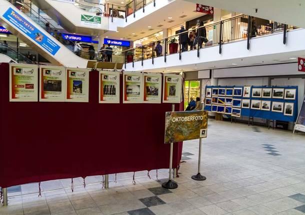 Oktoberfoto 2015 Mostre al centro commerciale Le Corti