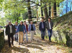 Castanicoltori del Kosovo a Varese