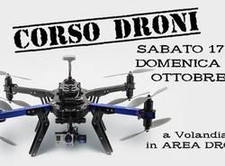 corso droni volandia