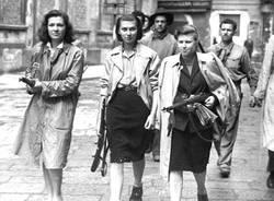donne partigiane resistenza