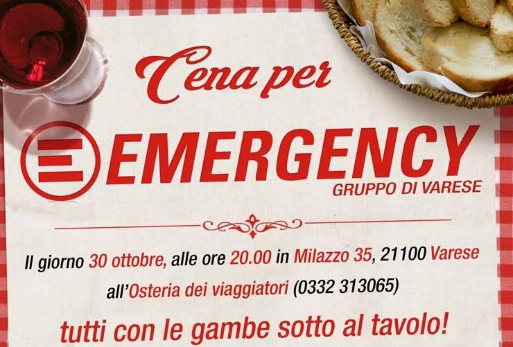 emergency cena
