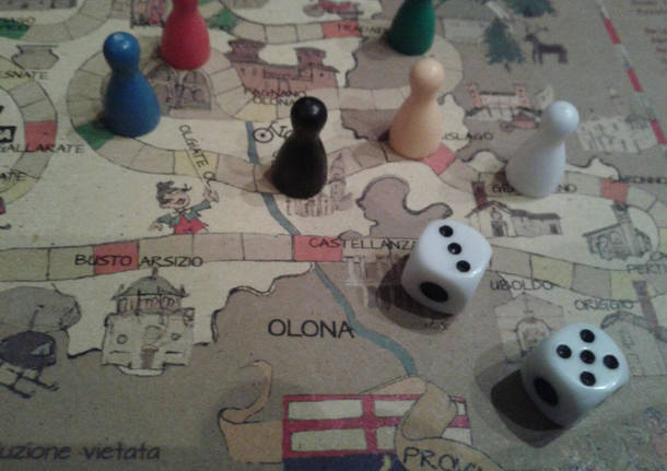 Explora Tour, il gioco da tavola della provincia