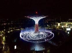 Expo, la cerimonia di chiusura