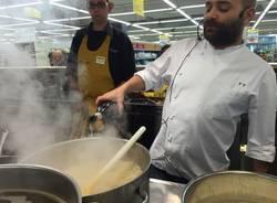"""Fabrizio Tesse, e il risotto """"come Dio comanda"""""""