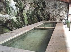 Il lavatoio del Sacro Monte recuperato