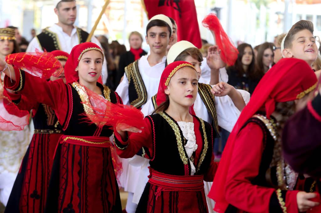 Il National Day dell'Albania a Expo