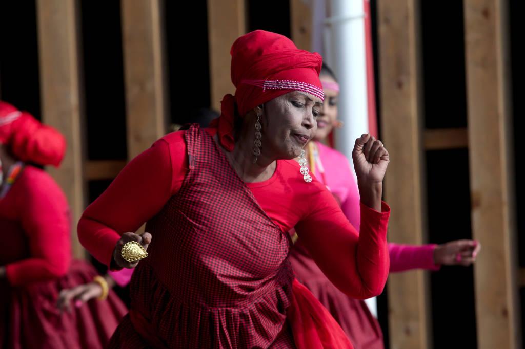 Il National day di Gibuti a Expo