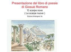 Il nuovo libro di poesie di Giosuè Romano