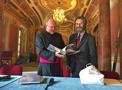 Il sindaco di Varese e il nuovo Prevosto