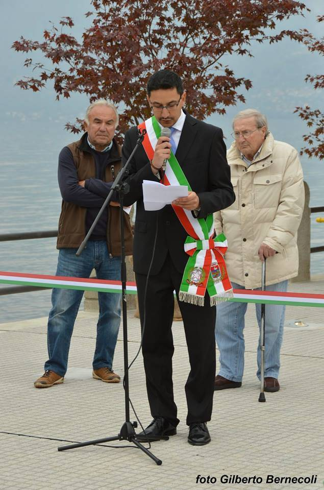 inaugurazione bislunga germignaga 17 ottobre 2015
